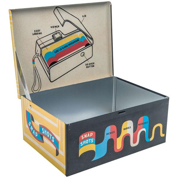 BLUEQ SNAPSHOTS CIGAR BOX