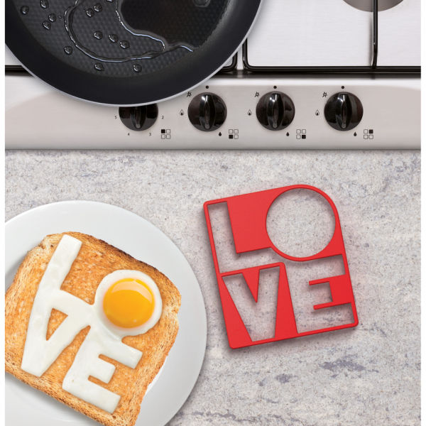 FRY LOVE YOU FRIED EGG MOULD