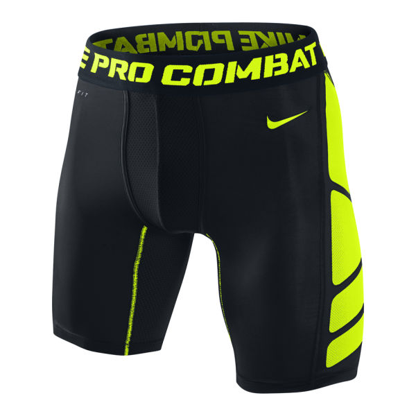 NIKE MEN'S HYPERCOOL COMPRESSION 6 INCH SHORTS