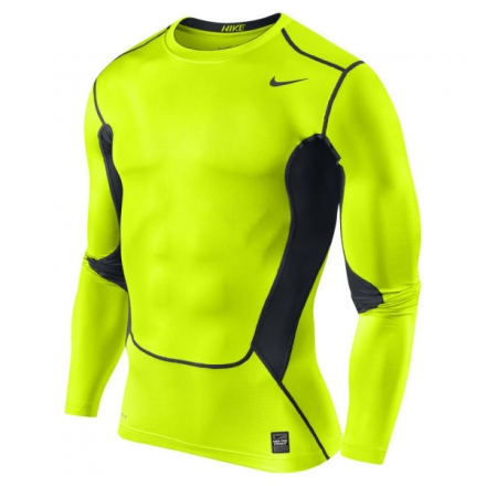 NIKE MEN'S HYPERCOOL COMPRESSION LONG SLEEVE TOP 2.0
