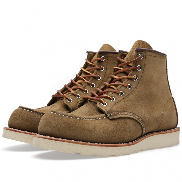 Red Wing 8881 Heritage Work 6″ Moc Toe Boot
