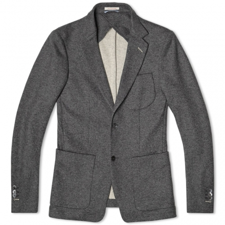 GANT Rugger Winter Jersey Unconstructed Blazer