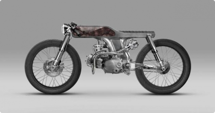 BANDIT9 – BISHOP CONCEPT MOTORCYCLE