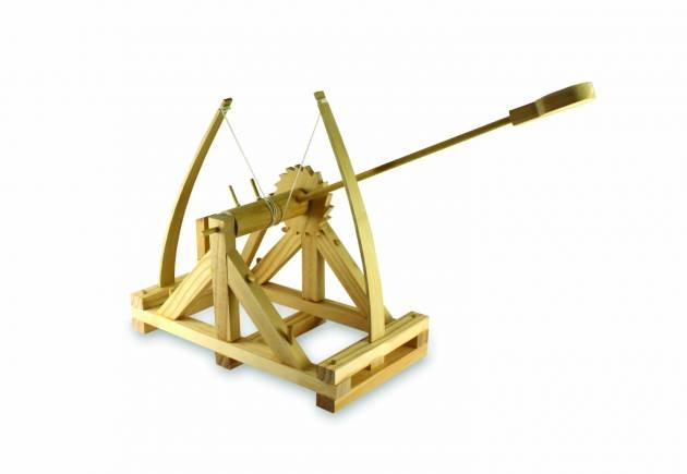 Thumbs Up Da Vinci Catapult