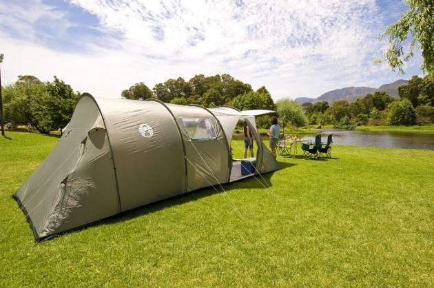 Coleman Coastline Deluxe Six Person Tent