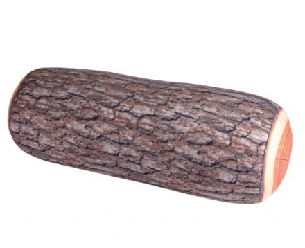 Log Head Rest Pillow