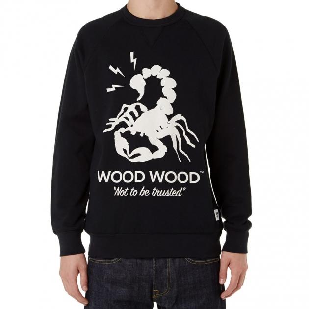 Wood Wood Hester Scorpio Sweat