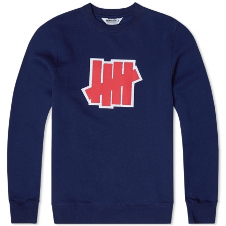 Undefeated Double 5 Strike Crew Sweat