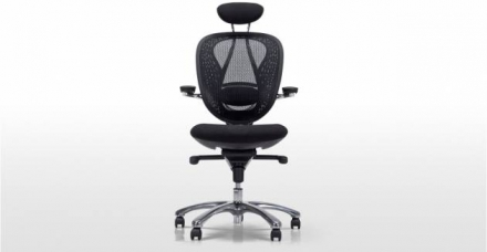 Onyx Swivel Office Chair