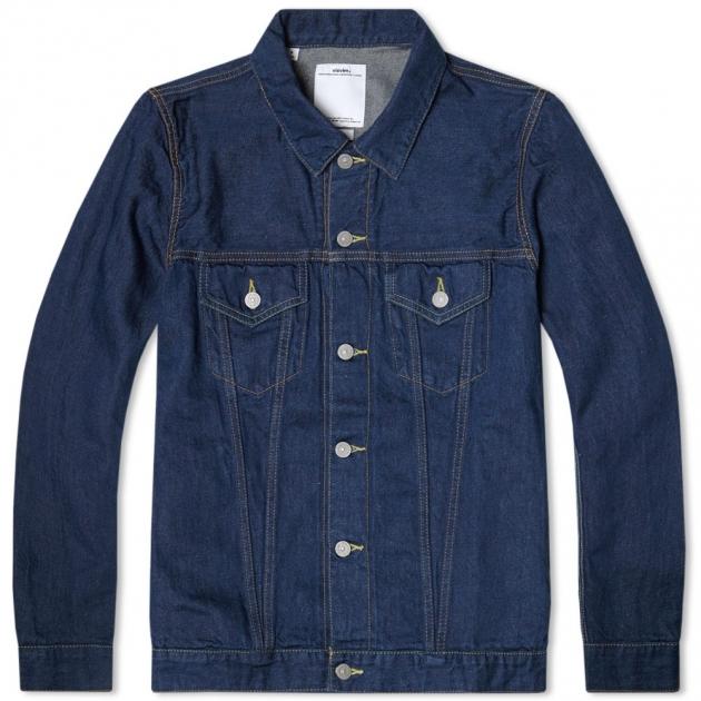 Visvim 103 One Wash Jacket