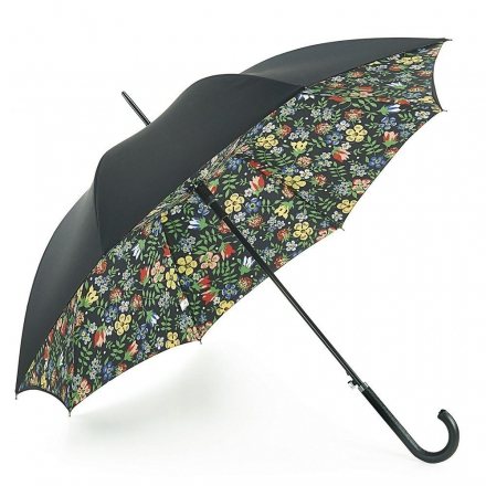 Fulton Bloomsbury Two Women's Umbrella Meadow Floral