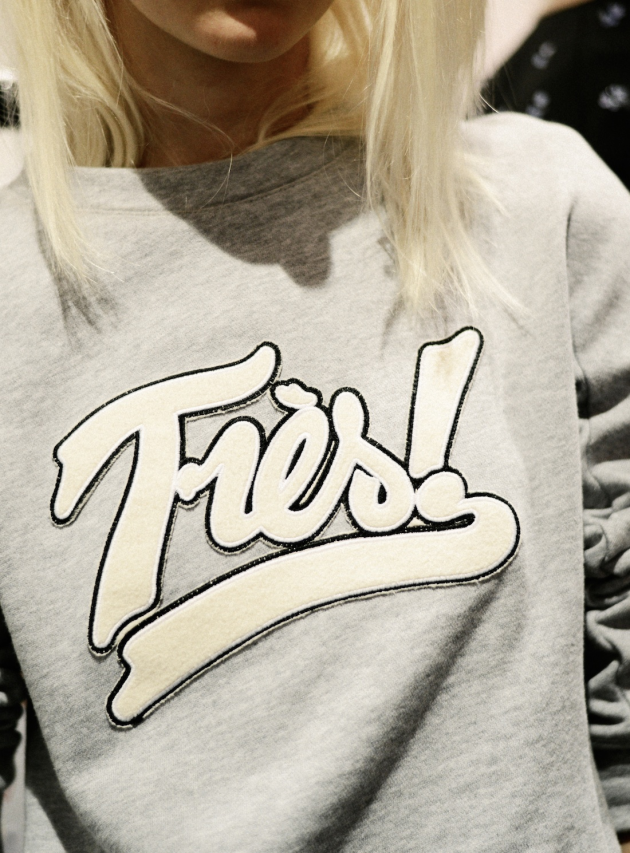 Grey Marle High Life Sweatshirt