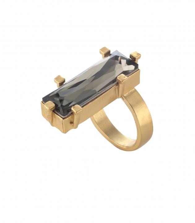Noritamy Grey OBI Set Ring