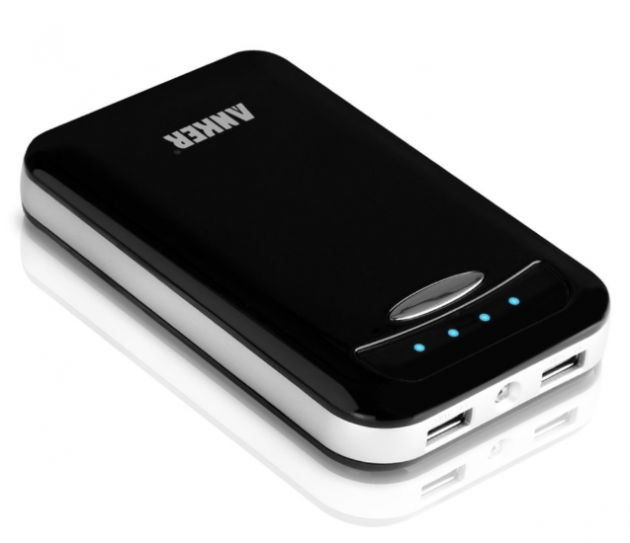 Anker® Astro E4 13000mAh Portable Power Bank Pack External Battery