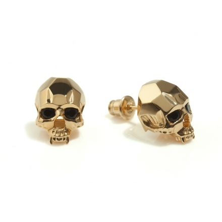 Kasun Vampire Skull Stud Earrings