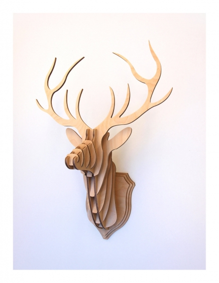 Deer Head Stag Trophy