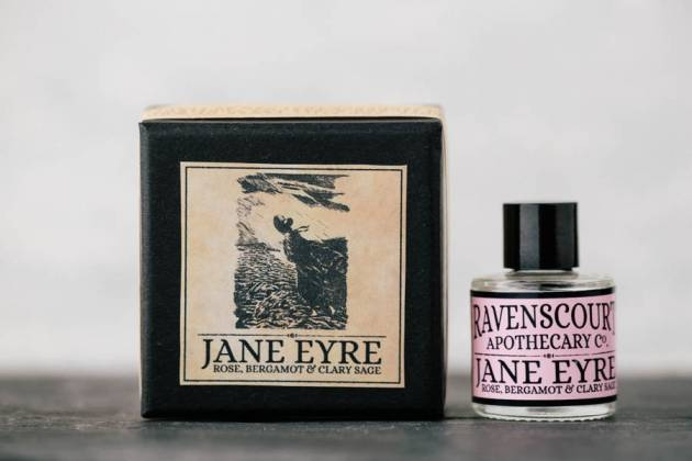 Jane Eyre Oil Fragrance – Rose, Bergamot & Clary Sage
