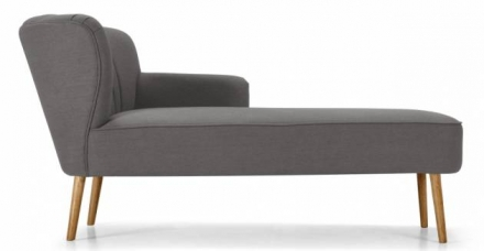 Jersey Left Hand Facing Chaise