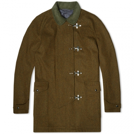 Monitaly Fireman Coat