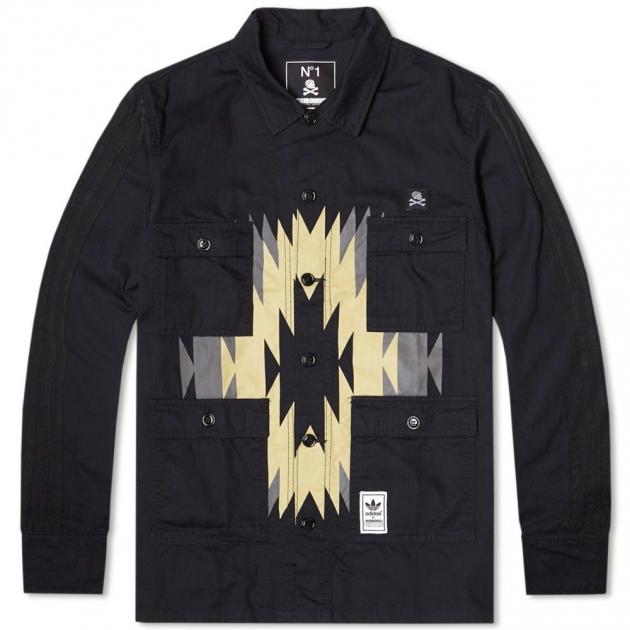 Adidas x Neighborhood BDU Shirt
