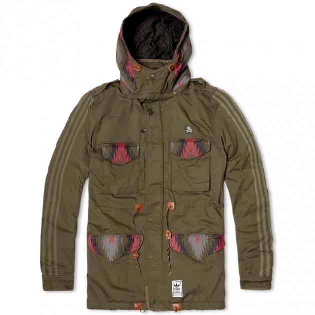 Adidas x Neighborhood M-65 Jacket