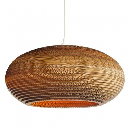 GRAYPANTS DISC PENDANT LAMPSHADE