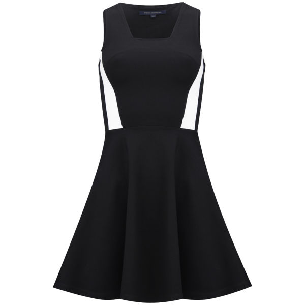 FRENCH CONNECTION WOMEN'S LUCY FLARE DRESS