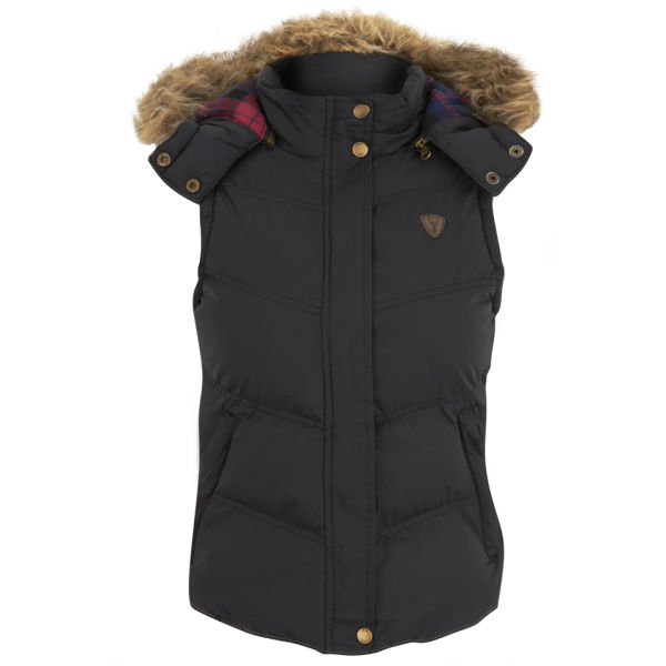 WOMEN'S ROVER CHEVRON PADDED GILET