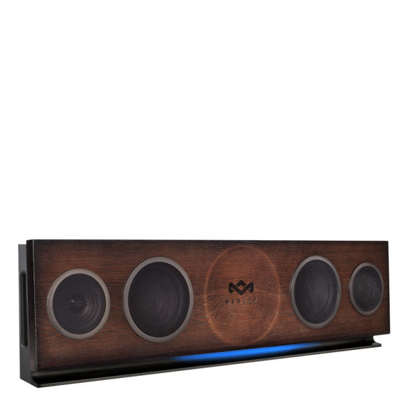 THE HOUSE OF MARLEY ONE FOUNDATION PREMIUM BLUETOOTH AUDIO SYSTEM