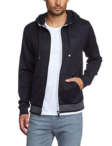 Hugo Boss Saggy Black Zip up Hoody Jacket