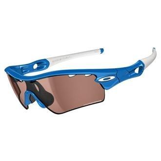 New OAKLEY Sport Sunglasses OO 9051 RADAR PATH OO9051 09-670 Black Grey Men