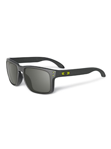 Oakley Holbrook Sunglasses Steel / Dark Grey