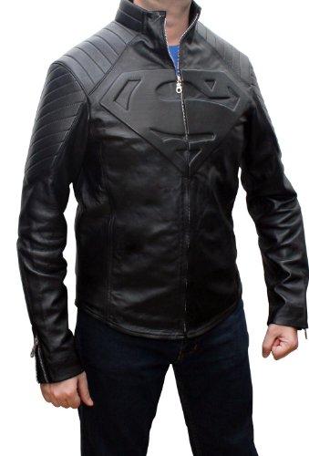 Superman Smallville Black Jacket ►BEST SELLER◄