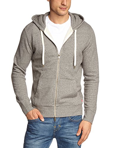 Levi's Men's Original Full Zip Long Sleeve Hoodie