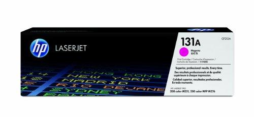 Hewlett Packard 131a Toner Cartridge – Magenta 131A