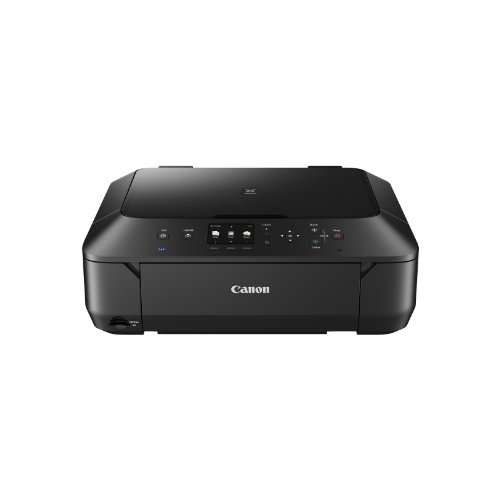 Canon PIXMA MG6450 All in one printer – Black (Print, Scan, Copy, Wifi and Air Print)