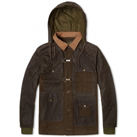 C.C. Filson by Nigel Cabourn Work Cape Jacket