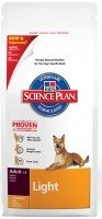 Hills Science PlanTM Canine Adult Light with Chicken