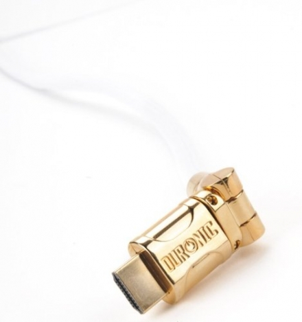 Duronic HDC01 – Gold Plated 1080p HDMI to HDMI Tilt/Swivel Lead