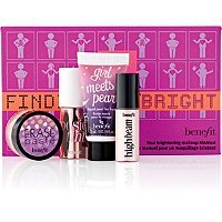BENEFIT COSMETICS finding mr. bright your brightening makeup MANual – ESSENTIALS for a luminous comp