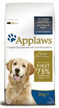 Applaws Natural Complete Dog Food Adult Lite Chicken