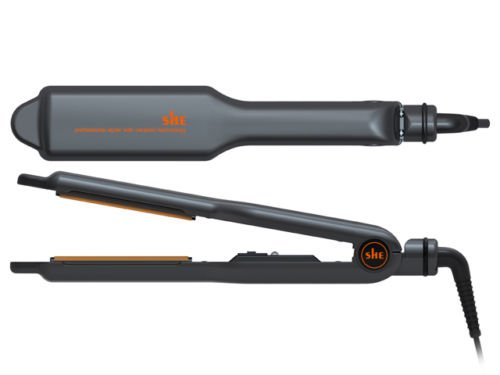 Wide She Hair Straighteners Made by Unil Electronics No1 in hair irons