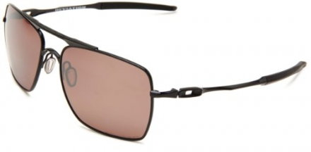 Oakley Deviation Polished Black VR28 Iridium Polarised