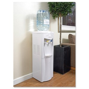 CPD Floor Standing Water Cooler White Ref KDB21