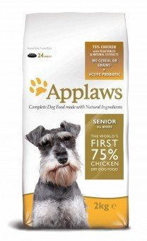 Applaws All Breed Senior Dog Food – Chicken