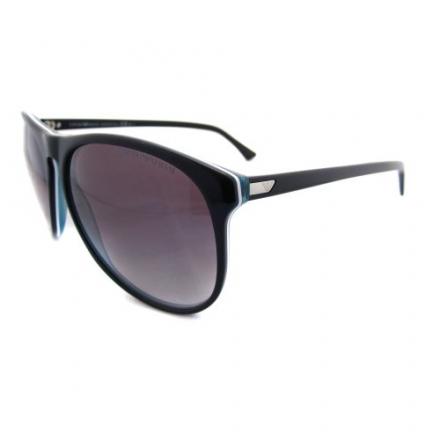 Emporio Armani Sunglasses Wayfarer Black EA 9801 YVT