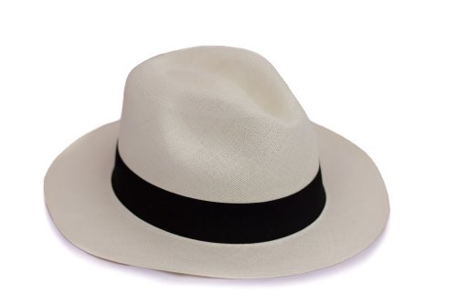 Tumi Fino rollable / foldable Panama hat fair trade, hand woven in Ecuador