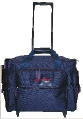 DELUXE SEWING MACHINE TROLLEY BAG