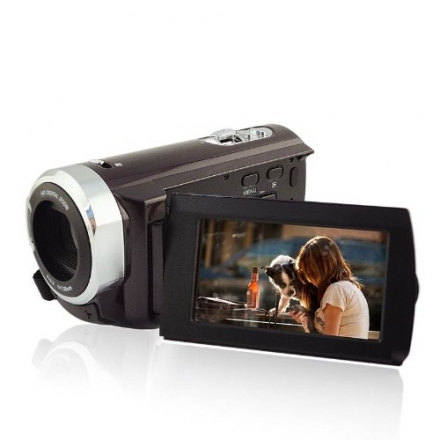 3.0″ LCD Touch Screen 1080P Full HD DV Camera 16x Zoom Camcorder 270°Rotation