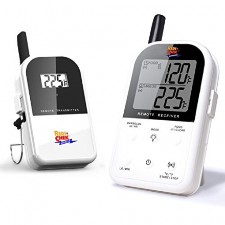 Maverick ET732 Long Range Wireless Dual Probe Meat / BBQ / Smoker / Grill Thermometer Set – Monitor